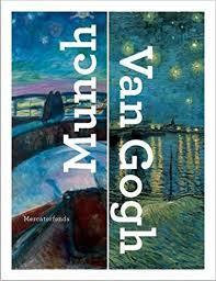 Vincent Van Gogh Munch Book