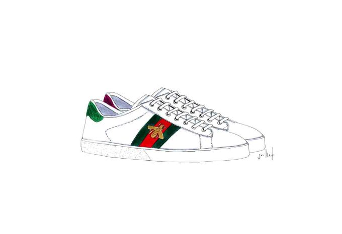 gucci bumblebee sneaker_the juliet report