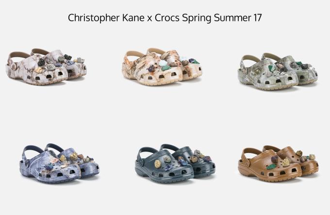 christopher kane x crocs_the juliet report