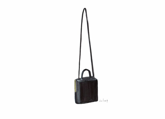 Building Block  - Box Bag