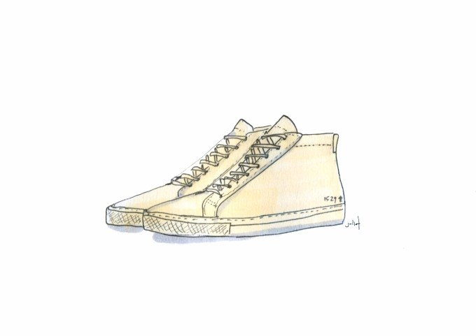 COMMON PROJECTS  - Original Achilles Mid