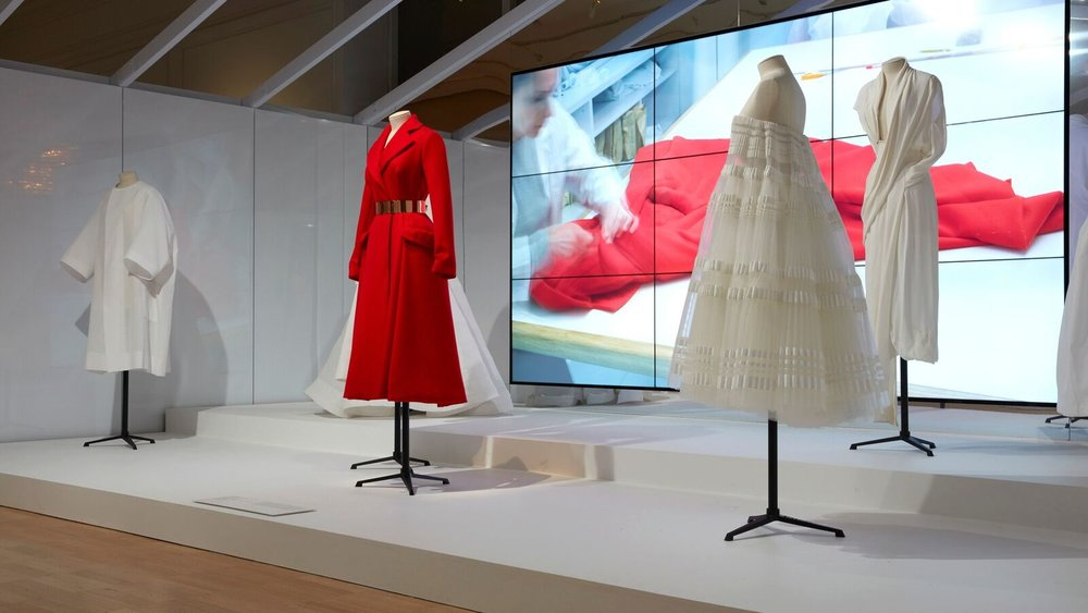 The House of Dior - 70 Years of Haute Couture