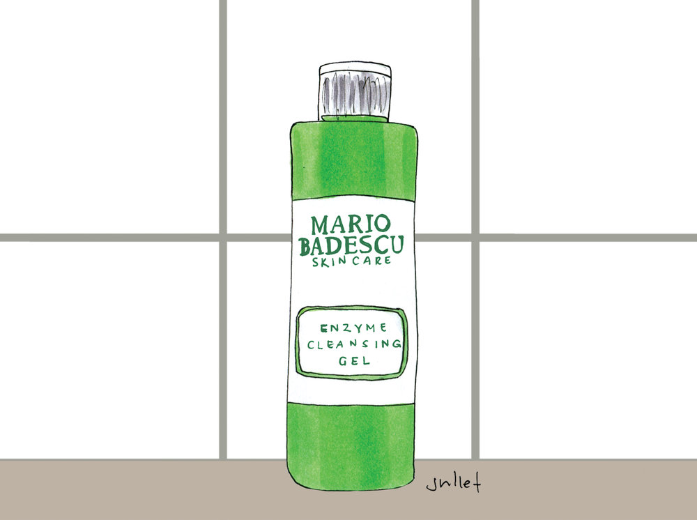 mario bedascu_enzyme cleansing gel_the juliet report