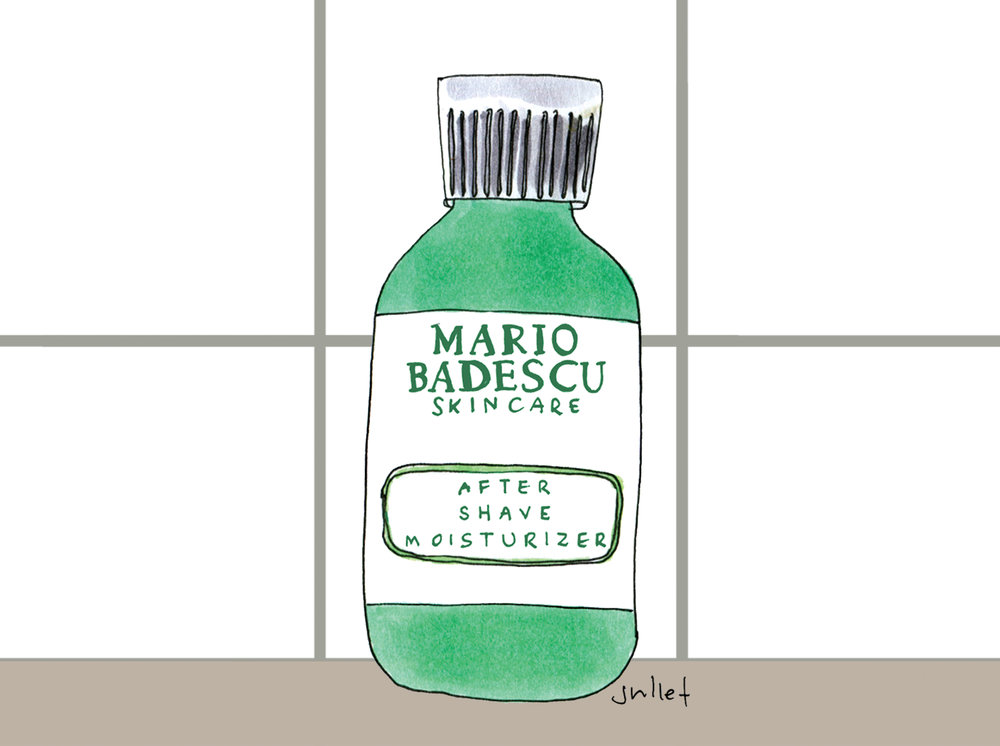 mario bedascu_after shave moisturiser_the juliet report