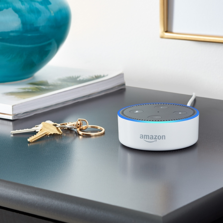 Echo Dot, White, Shelf.jpg