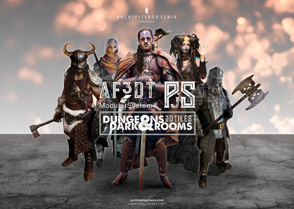 AF3DTiles Pjs