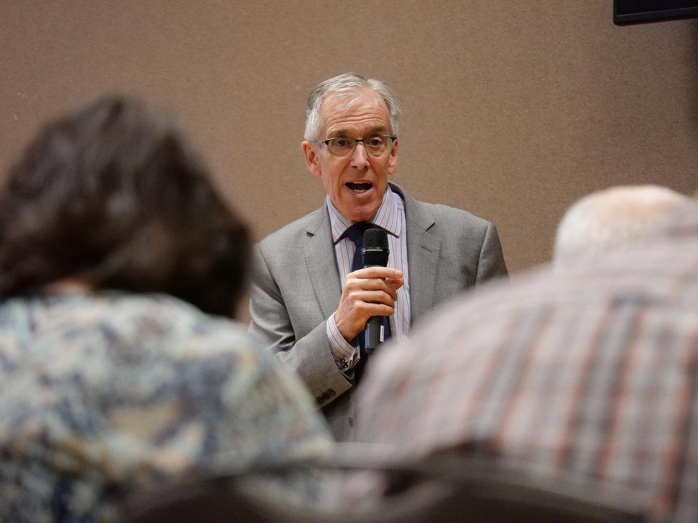 Rev. Dr. Hugh Osgood