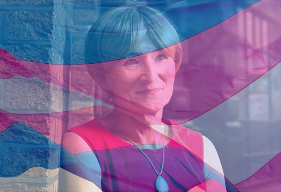 Antonia and Trans Flag.png