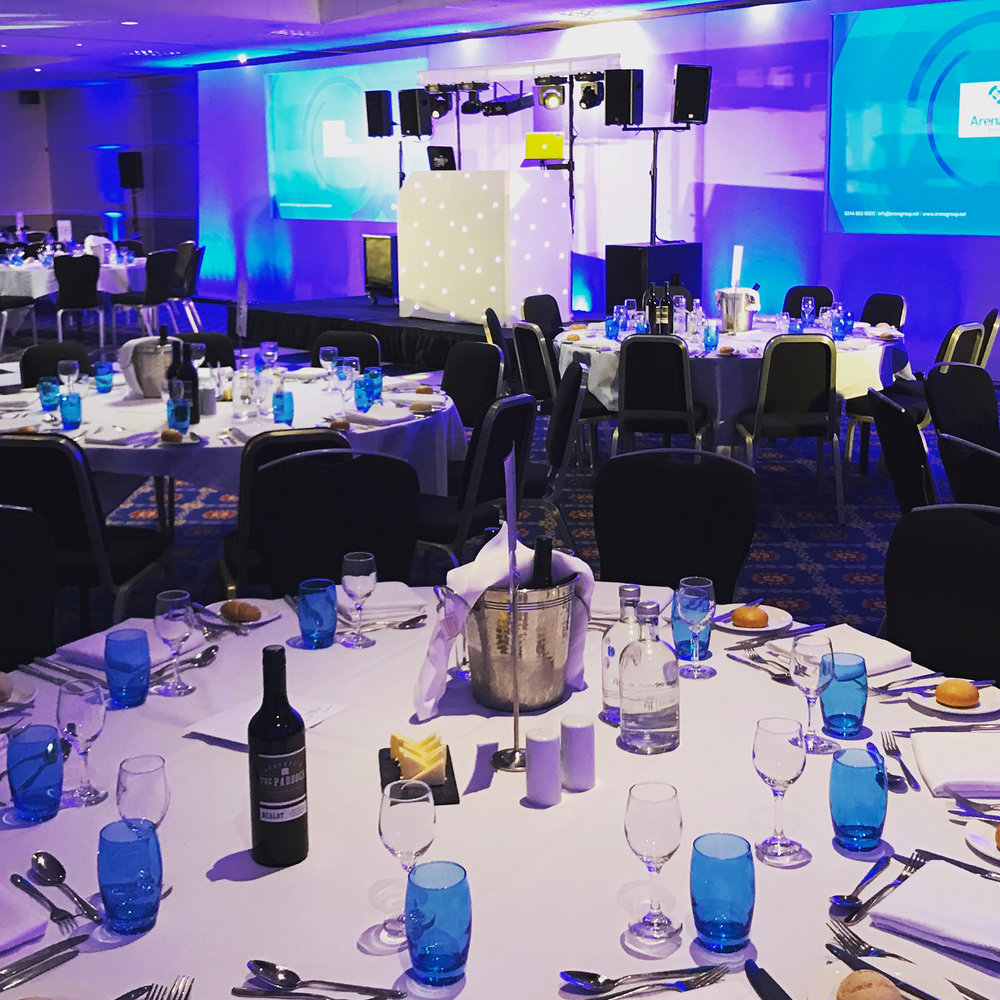 Event and entertainment service provider in Cheshire