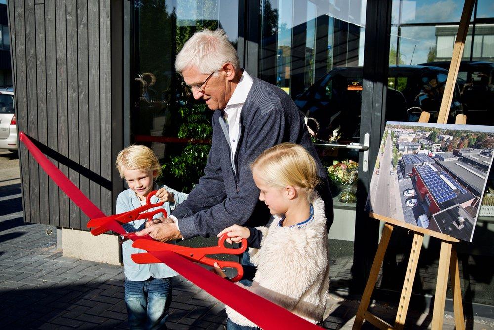 Opening nieuw bedrijfspand - Bedrijfsfotografie x STiP Fotografie