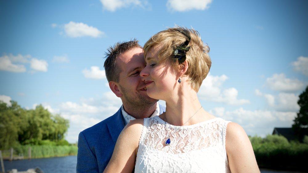 Huwelijk Bas en Lisa - Bruidsfotografie x STiP Fotografie