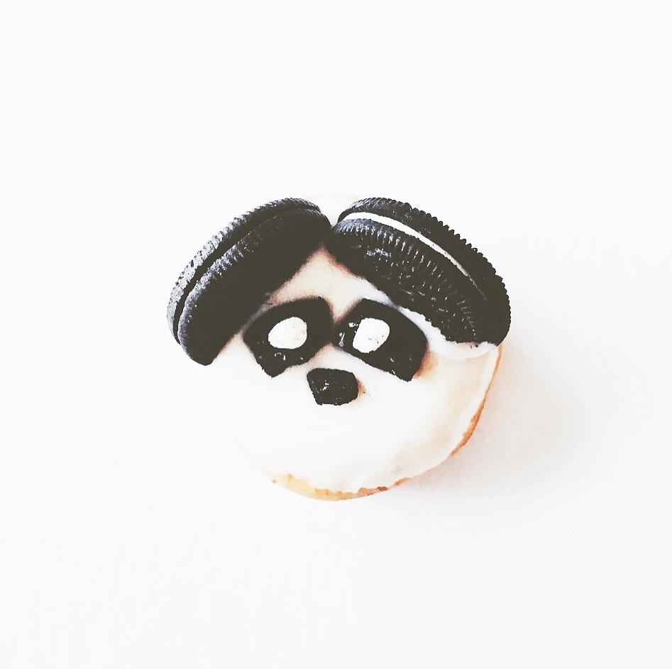 oreo panda