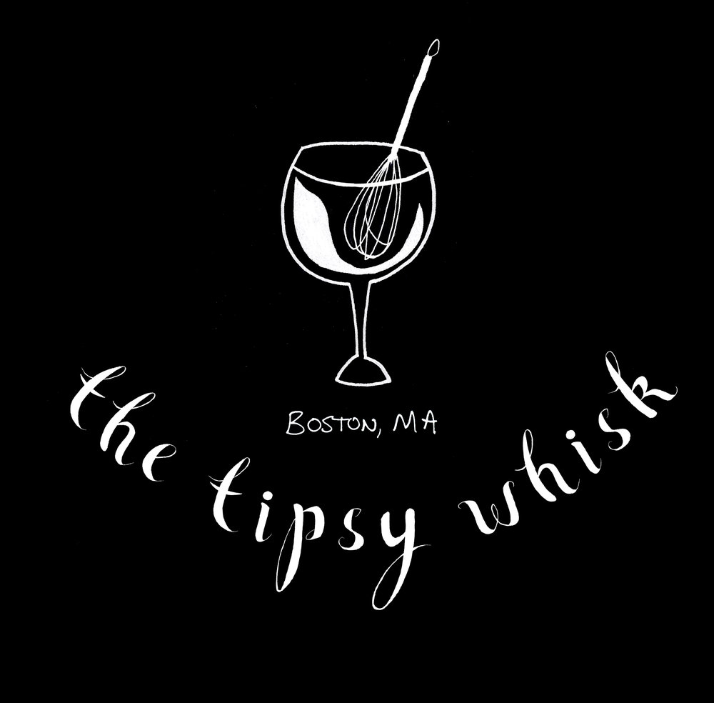 The Tipsy Whisk Logo