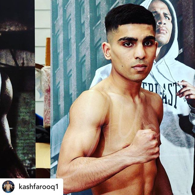 Posted @withrepost • @kashfarooq1 Weighed in and ready  #Ready#glasgow#scotland#hardwork#dedication#champion#boxing#boxeo#speed#power#skill#strength#motivated#uk#british#title#fights#healthymind#healthybody#healthylifestyle#sponsored#professional#athlete#tunnelvision#everlast#bbcscotland