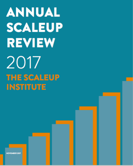 Scaleup institute - annual scaleup review