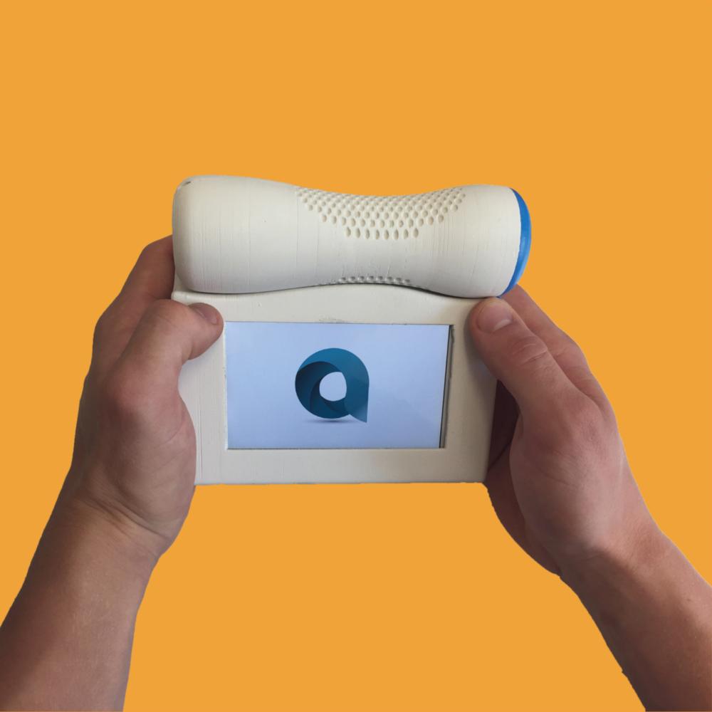 Amun   Low cost spirometer design   Rapid Prototyping, MedTech, UX, UI