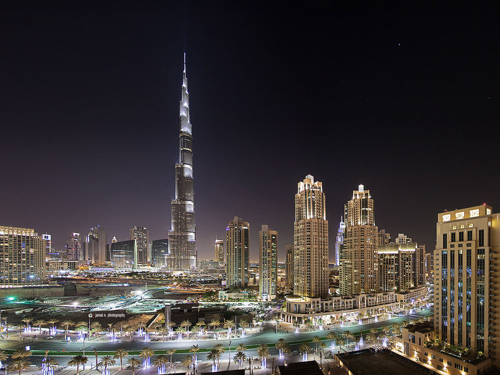 Downtown Dubai Cultural programing