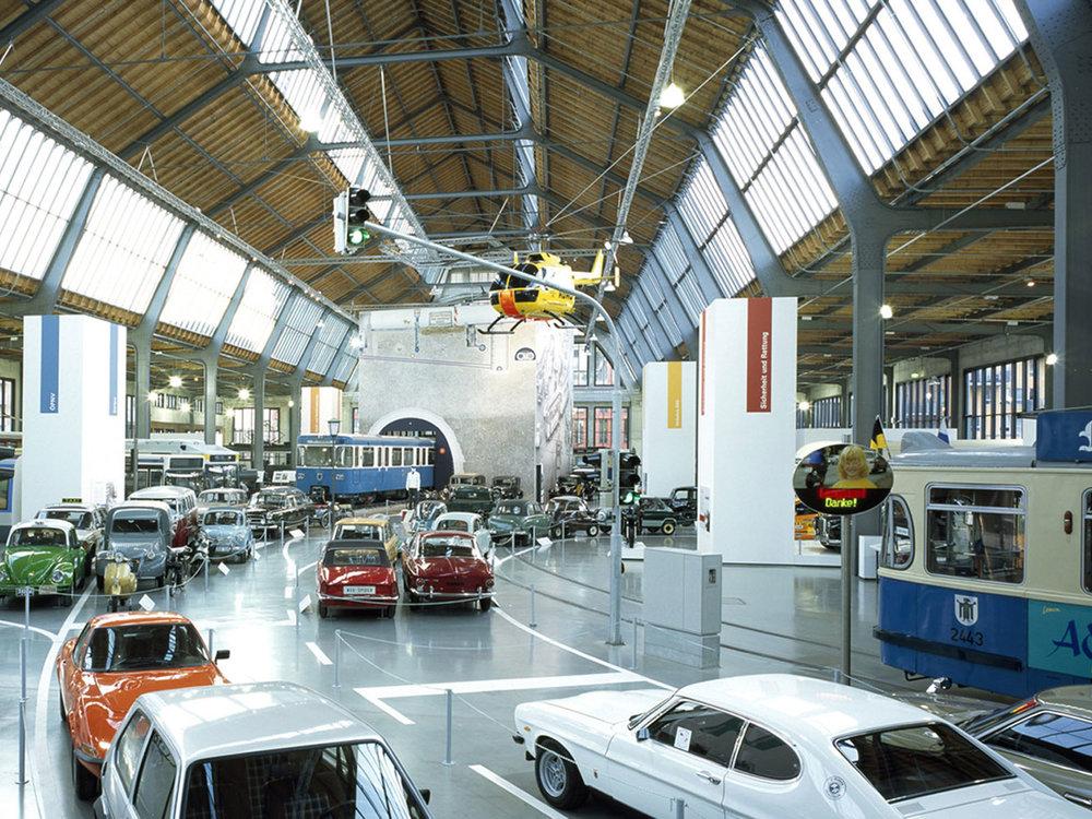 Verkehrszentrum (Land Transport Collection)
