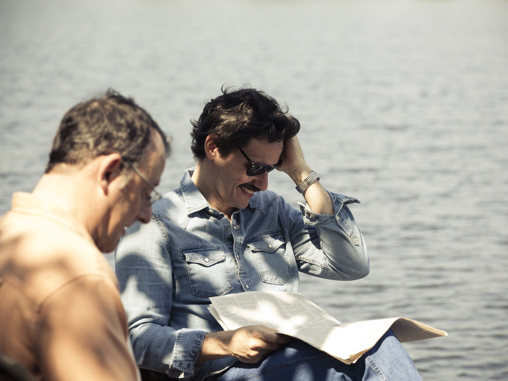 Director Christian Camargo