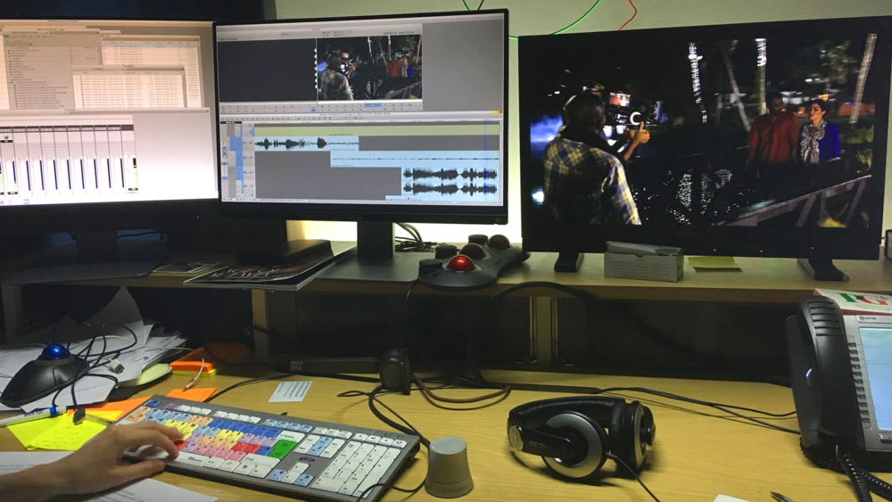 DLA POST-PRODUCTION ON SECONDARY ELT EDUCATION PROJECT