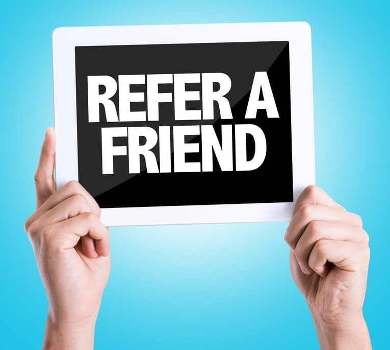 REFERRAL PROGRAM - New guests, receive 10% OFF their first service.Existing guests that refer a friend, receive 10% OFF their next service. Refer 3 friends and receive a FREE SERVICE up to $70!