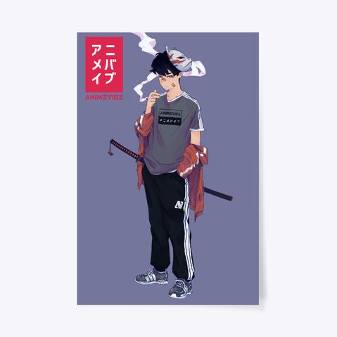 Animevibe poster -