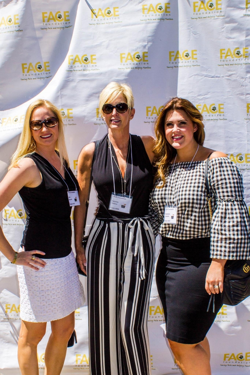 2017 FACE Foundation Bags & Baubles Event - Rancho Santa Fe, California