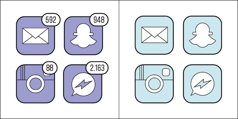 Image via:https://digitalsynopsis.com/design/two-kinds-of-people-illustrations/