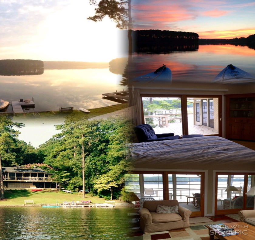 Make sure to bid on some fabulous silent auction items, including a long-weekend stay at a fabulous lake house in Whispering PInes, NC!
