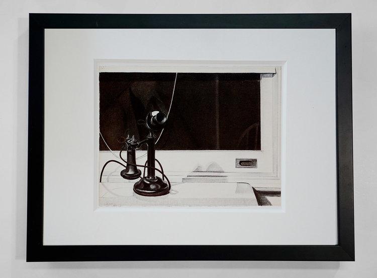 Charles Sheeler - Self Portrait — Palm Gallery & Custom Framing