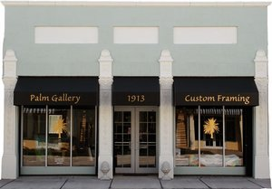 Palm Gallery & Custom Framing