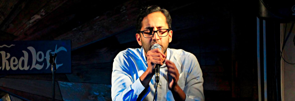 Vinay Murthy is one of Tokyo's most established stand-up comedians, entertaining Tokyo crowds for many years in both English and Japanese. When not on-stage, you can hear Vinay as the voice of Mr Sandal in the hit anime, Sakura Quest.