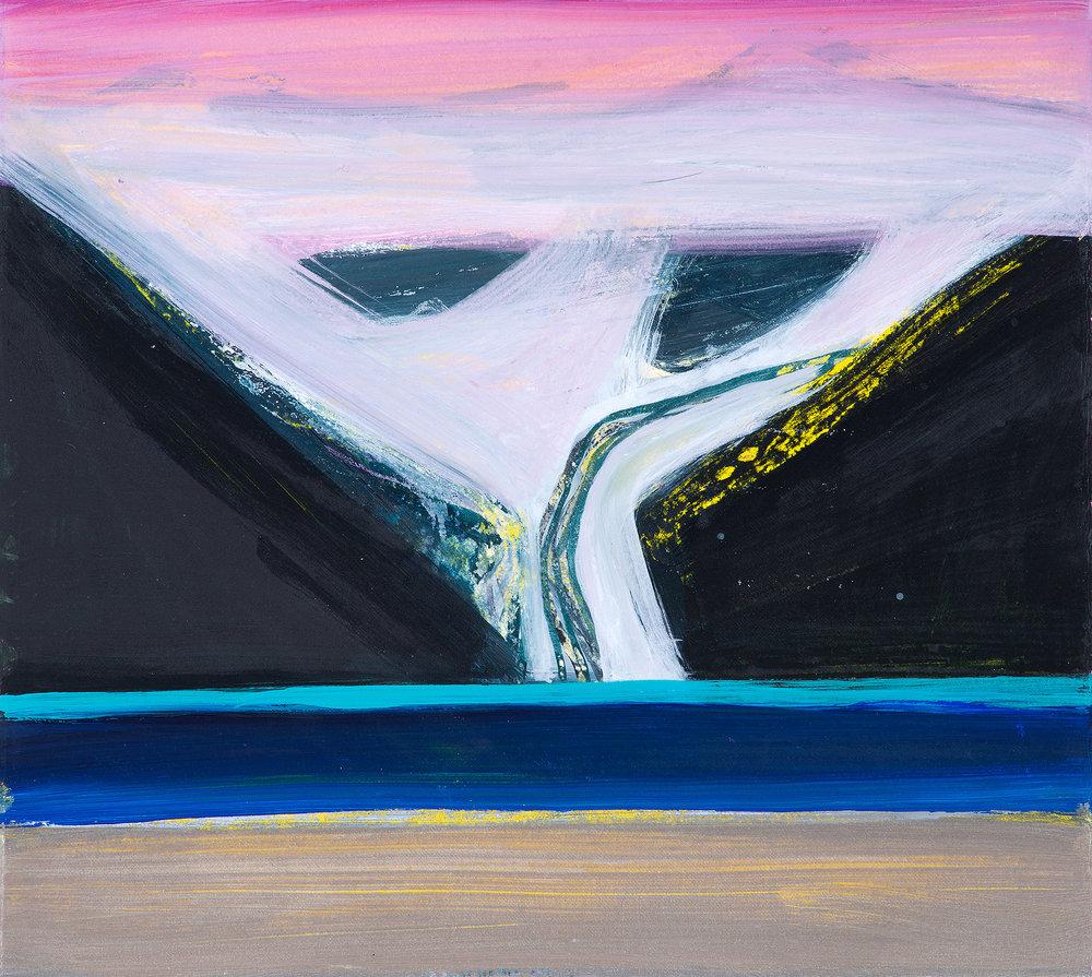 Hanging Glacier – Gibbs Fjord