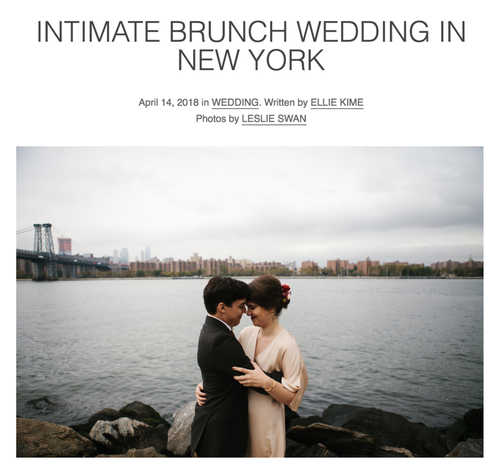 Wedding Creative Copywriting