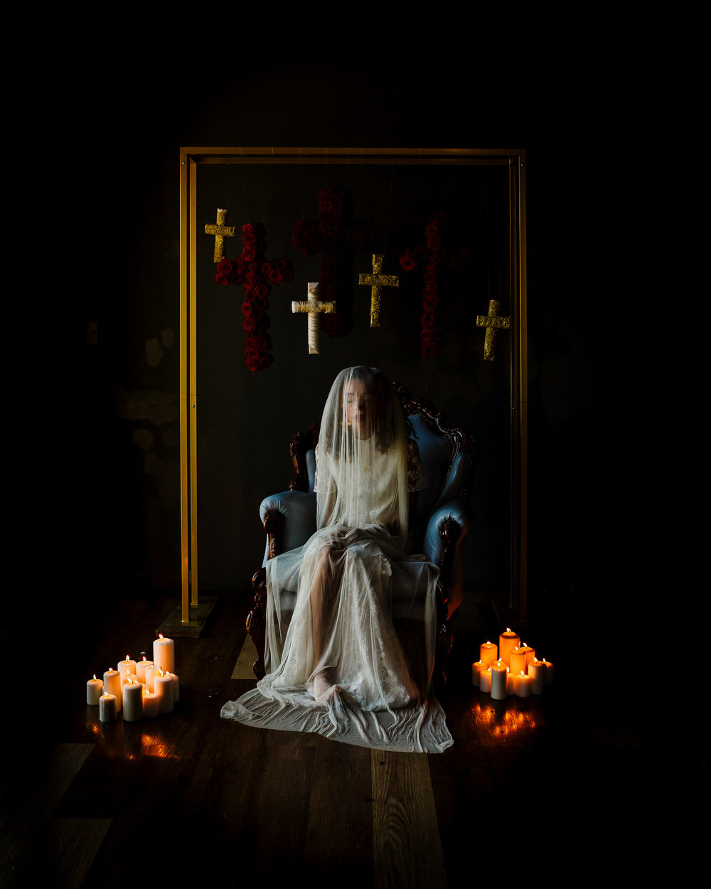ROMEO + JULIET INSPIRED SHOOT - featured on  Love My Dress , photography by  Tim Dunk