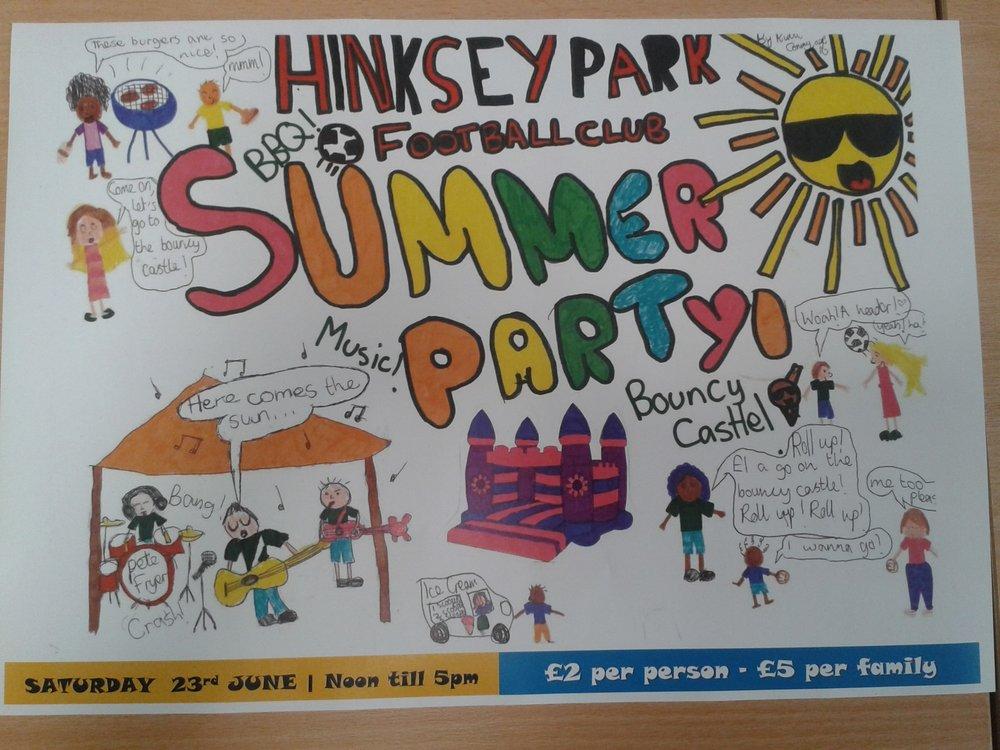 Hinksey Park Summer Party.jpg