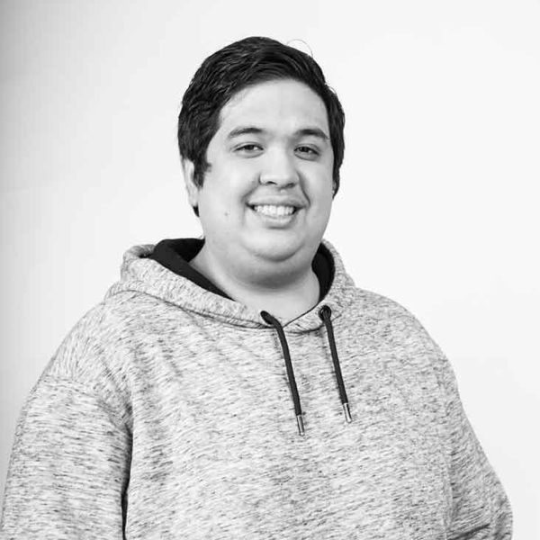 Joel Navarrete   Hi, I'm a developer and resident sneakerhead.