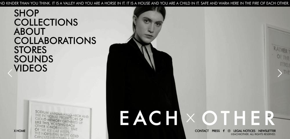 home-exo-website