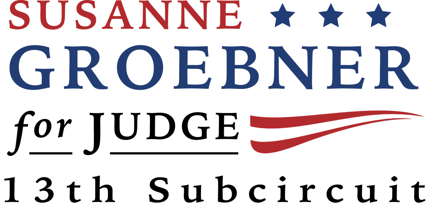 Susanne Groebner for Judge