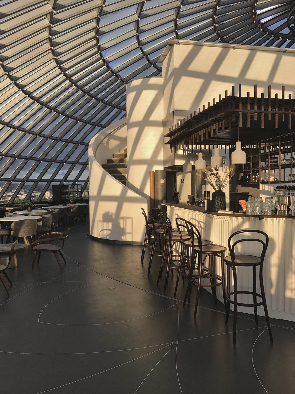 Perlan-utiblainn-restaurant-reykjavik-iceland-kaffitar-view