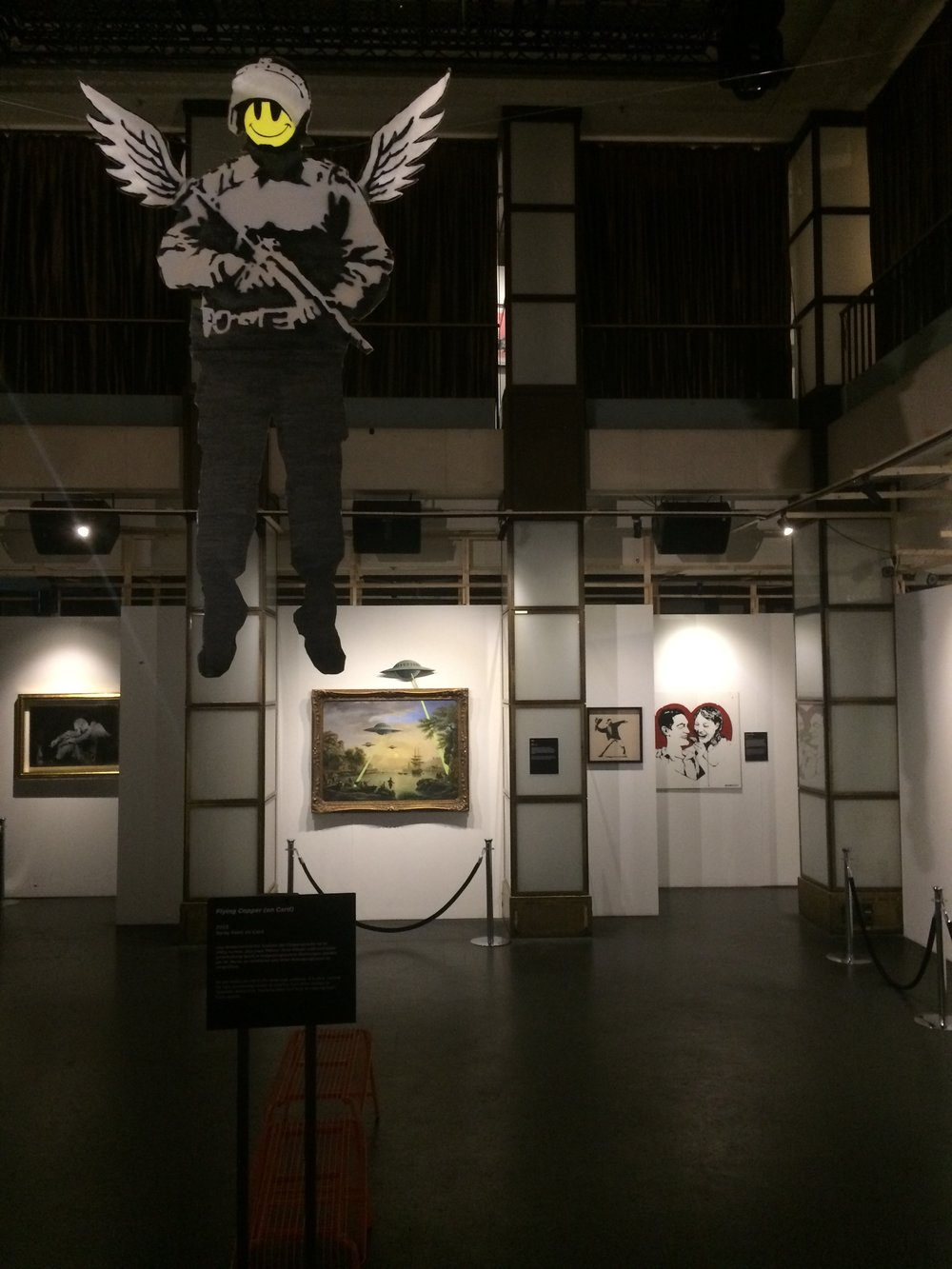 The-art-of-banksy-exhibition