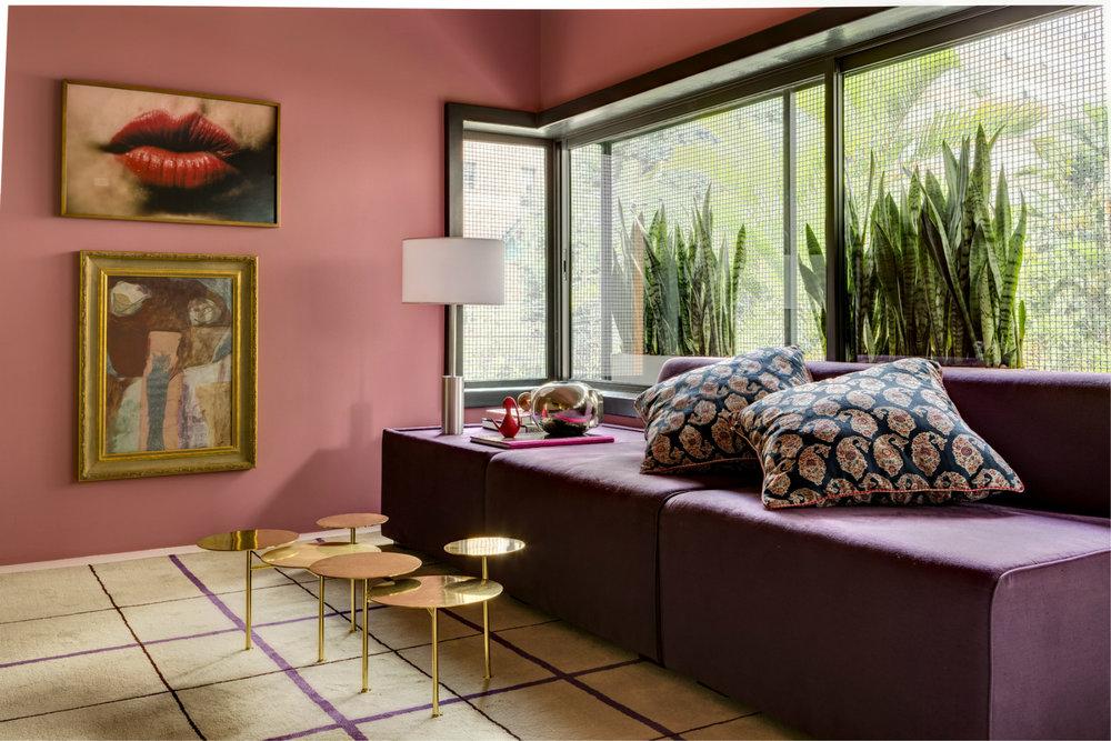 SãoPaulo-pinkhome-interior-art