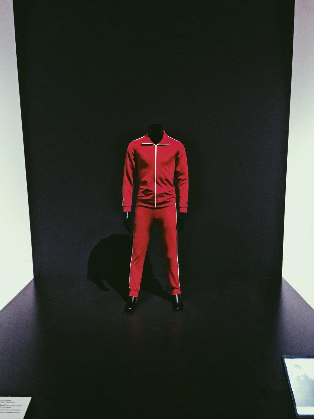 The sweat suit
