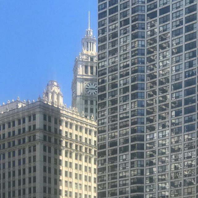 14:45 í Chicago, mæli með þessarri trufluðu borg #chicago #14:45