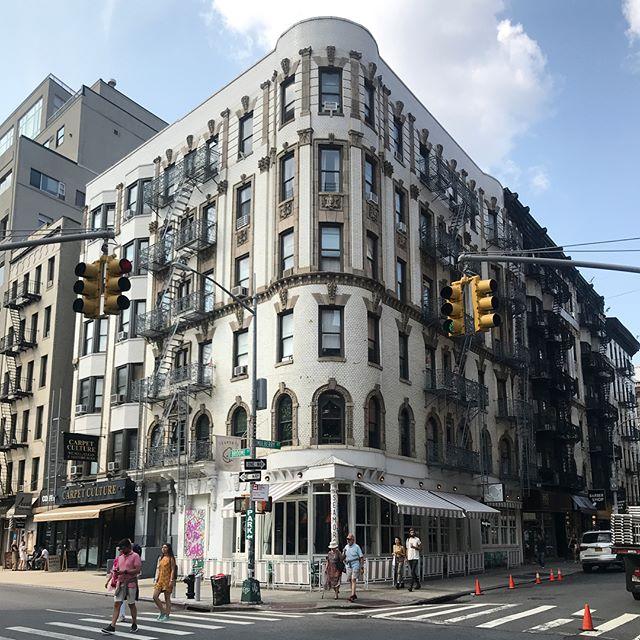 New York með yndis @emmnielsen 💙 #newyork