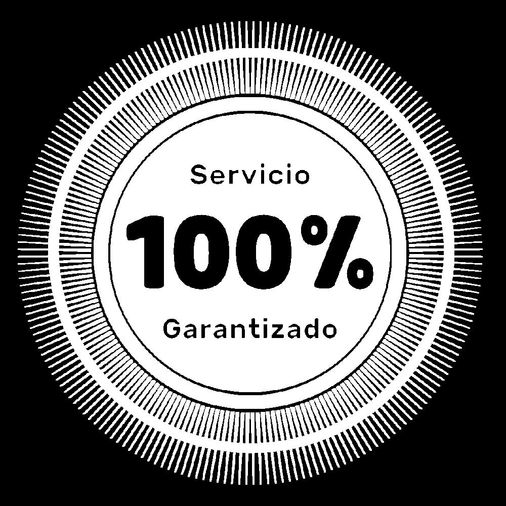 Servicio-100%-garantizado