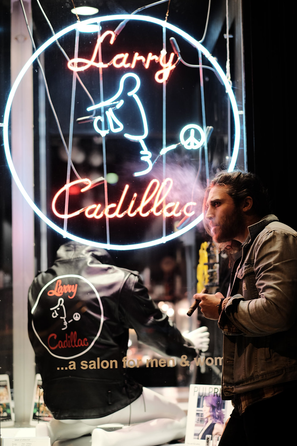 Larry Cadillac: A Salon For Men & Women