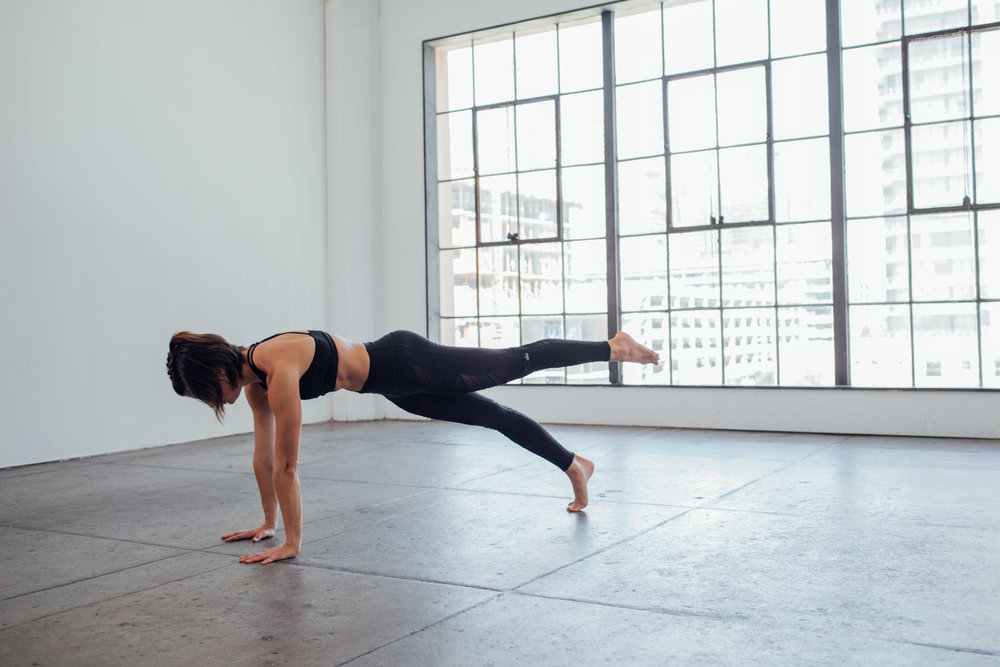 Get your glutes, hamstrings, and lower back fired up in this 20-minute flow!