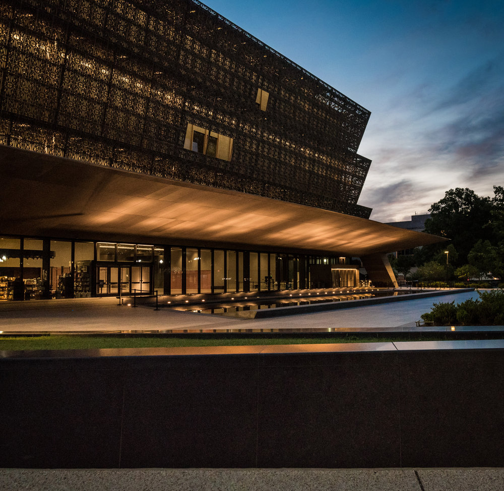 Smithsonian Museum of the African American History