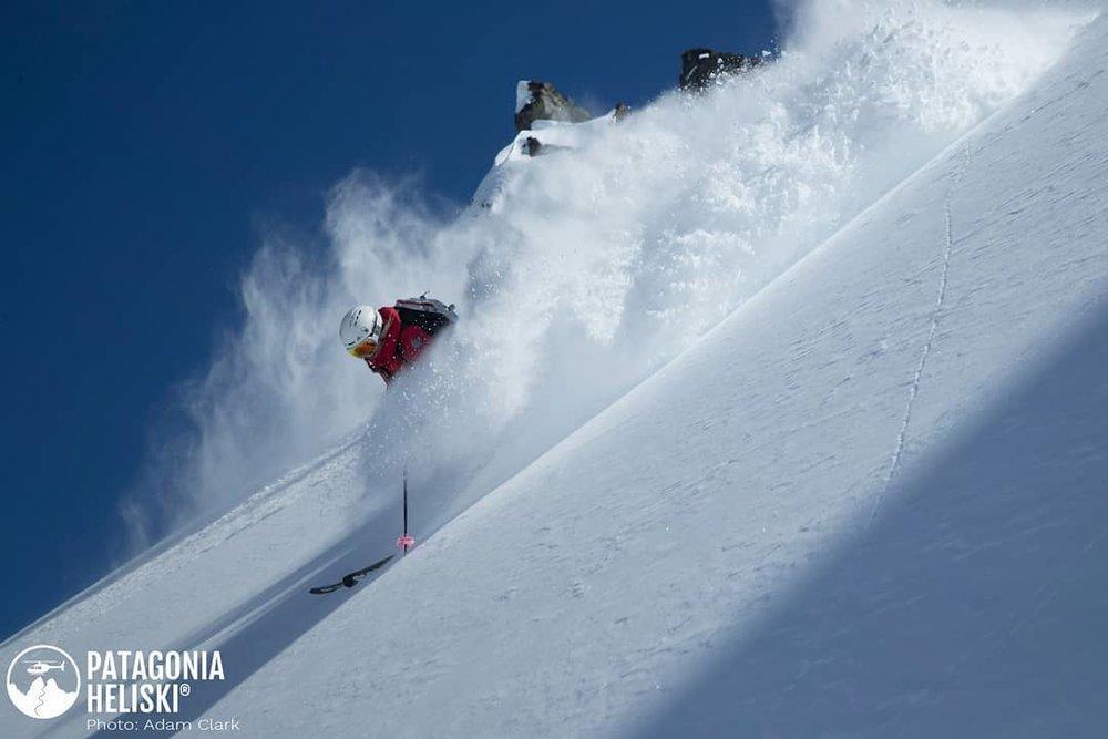 Patagonia Heli Ski